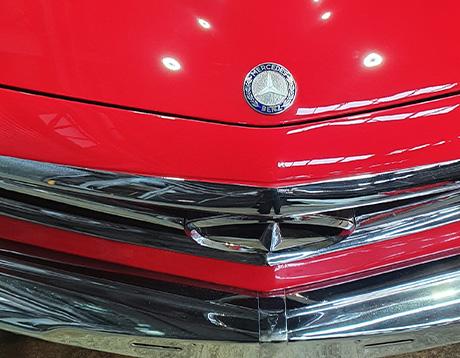 Shiny Car Exterior