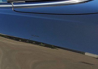 Mirror Finish Car Exterior